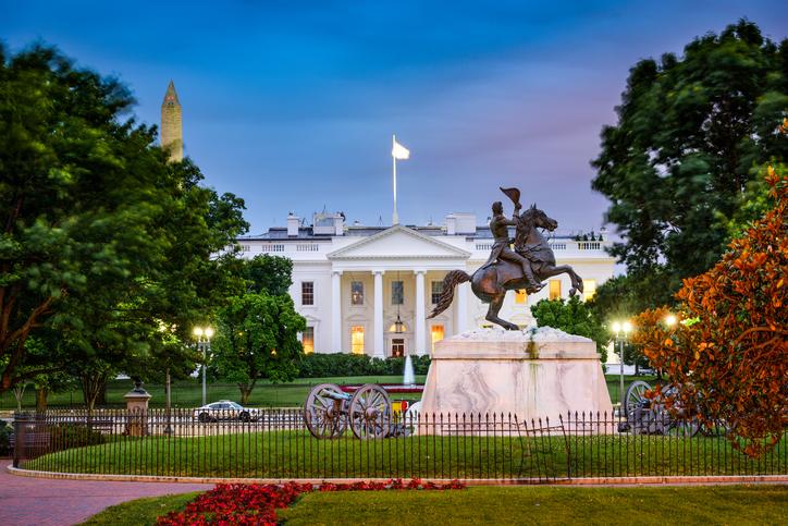 ホワイトハウスで働く大統領の権限とは?ー議会との関係